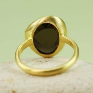 gold_table_smoky_quartz_ring-_gold_ring_handmade_ring_gemstone_ring