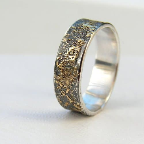 unique wedding and enement rings - Cool Wedding Rings For Guys