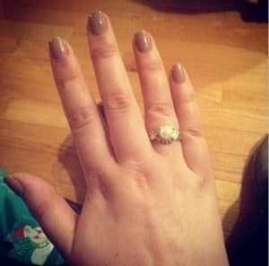 Engagement Rings Fun Facts
