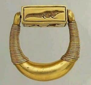 signet ring ancient egypt