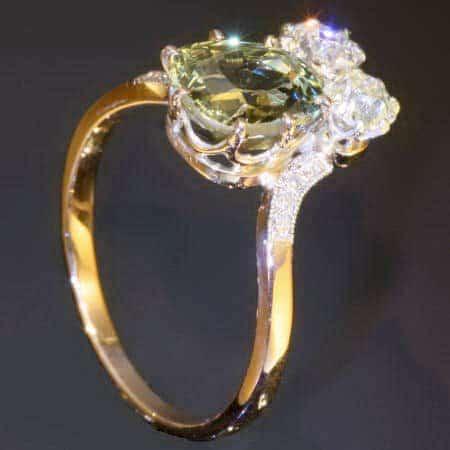 victorian era ring jewellery