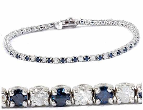 3ct-blue-white-diamond-tennis-bracelet-14k-white-gold-7%22