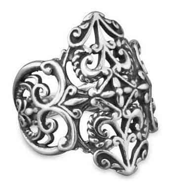 sterling-silver-vintage-heart-ring