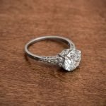 Antique Wedding And Engagement Rings