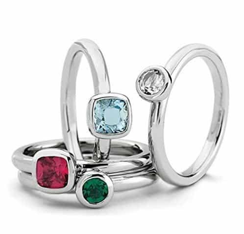 sterling-silver-stackable-vibrant-gemstone-quartet-ring-set