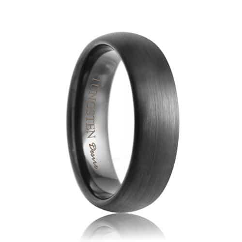 black-tungsten-ring