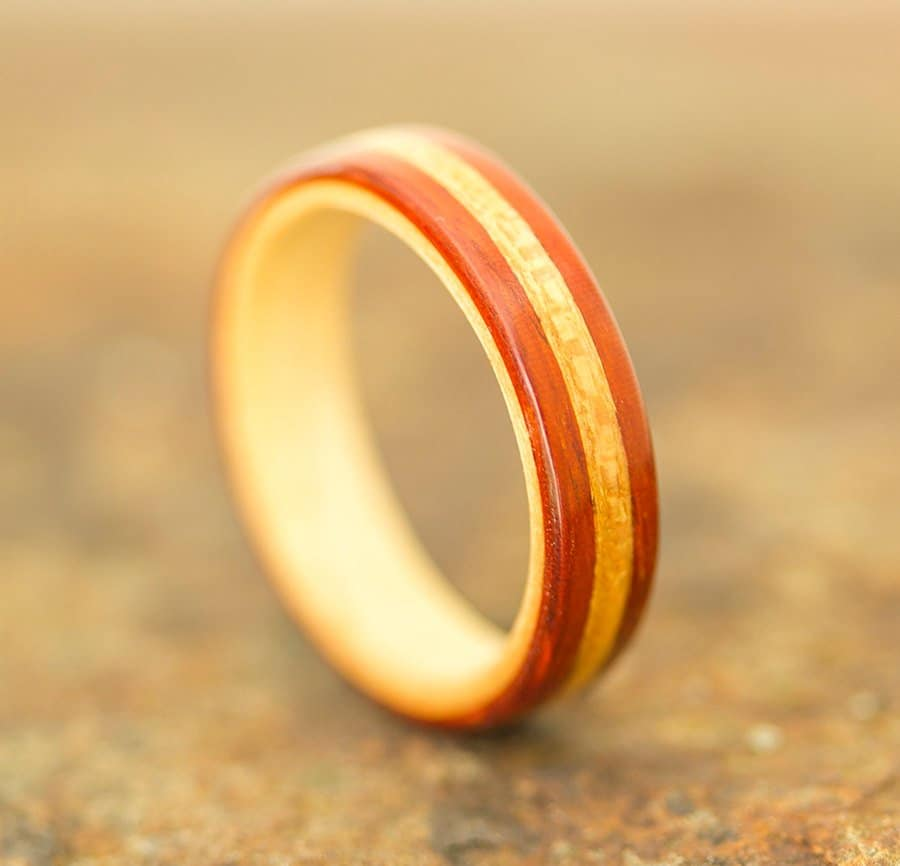 wooden wedding rings pros and cons With wooden wedding rings pros and cons