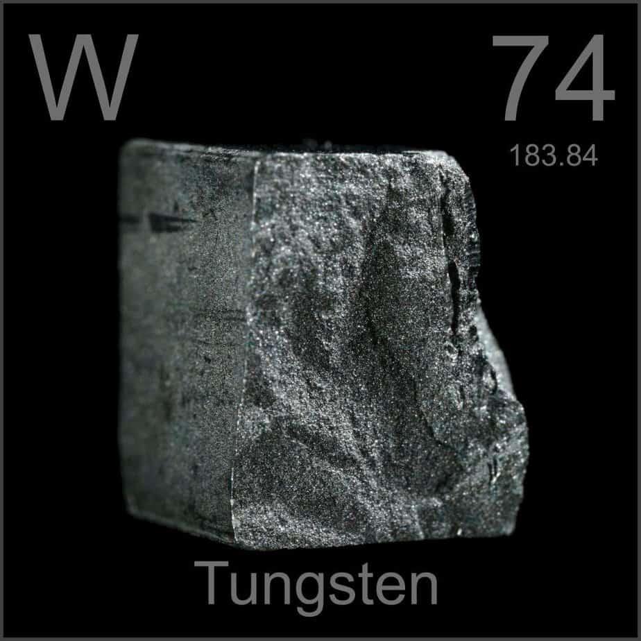 Tungsten Information