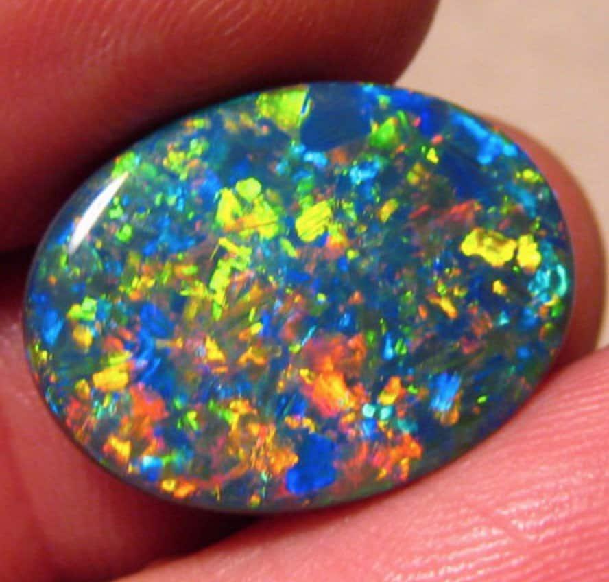 australian-black-opal-lightning-ridge-gem-harlequin-pattern