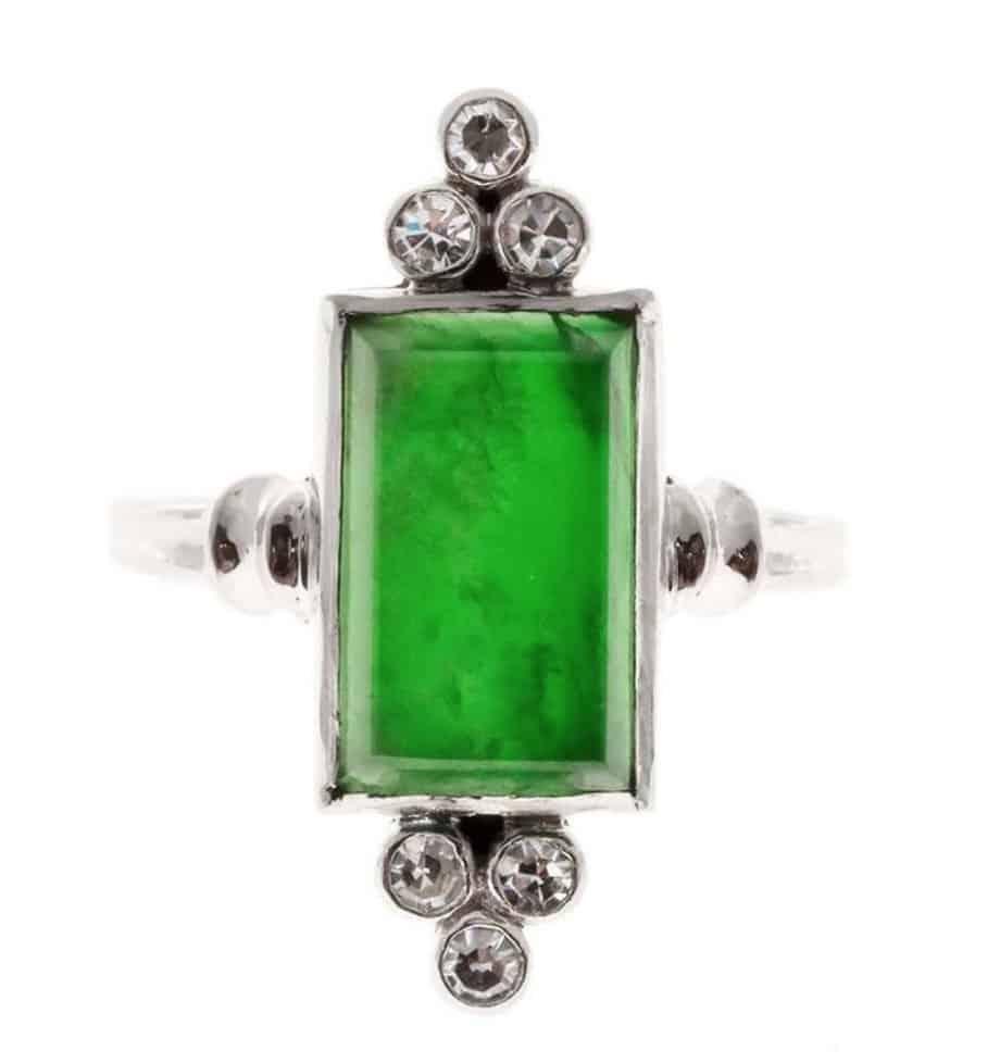 omphacite-jadeite-jade-diamond-palladium-ring