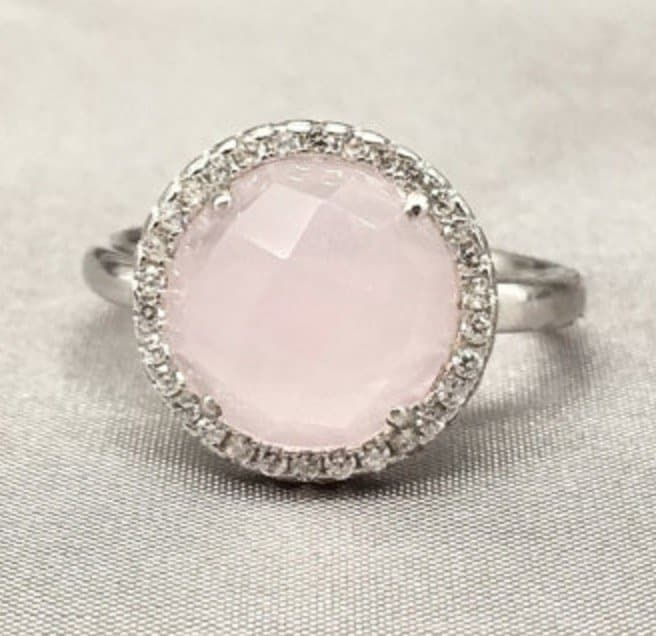 sophisticated-natural-rose-quartz-and-fine-quality-cubic-zirconia-ring-in-sterling-silver-anniversary-ring-engagement-ring