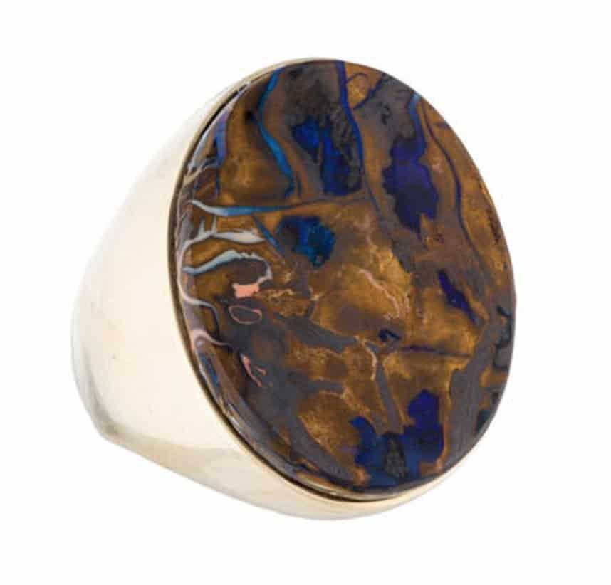 boulder-opal-cocktail-ring