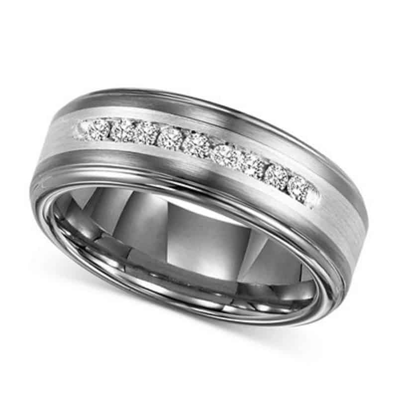 mens-diamond-wedding-band-in-tungsten-carbide