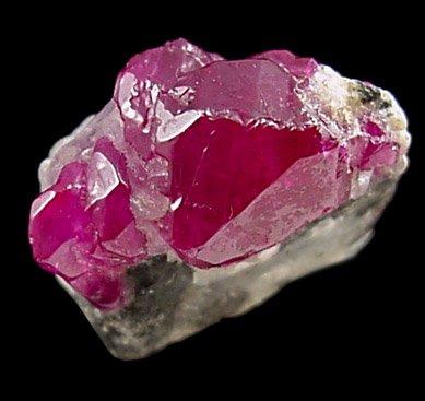 corundum ruby