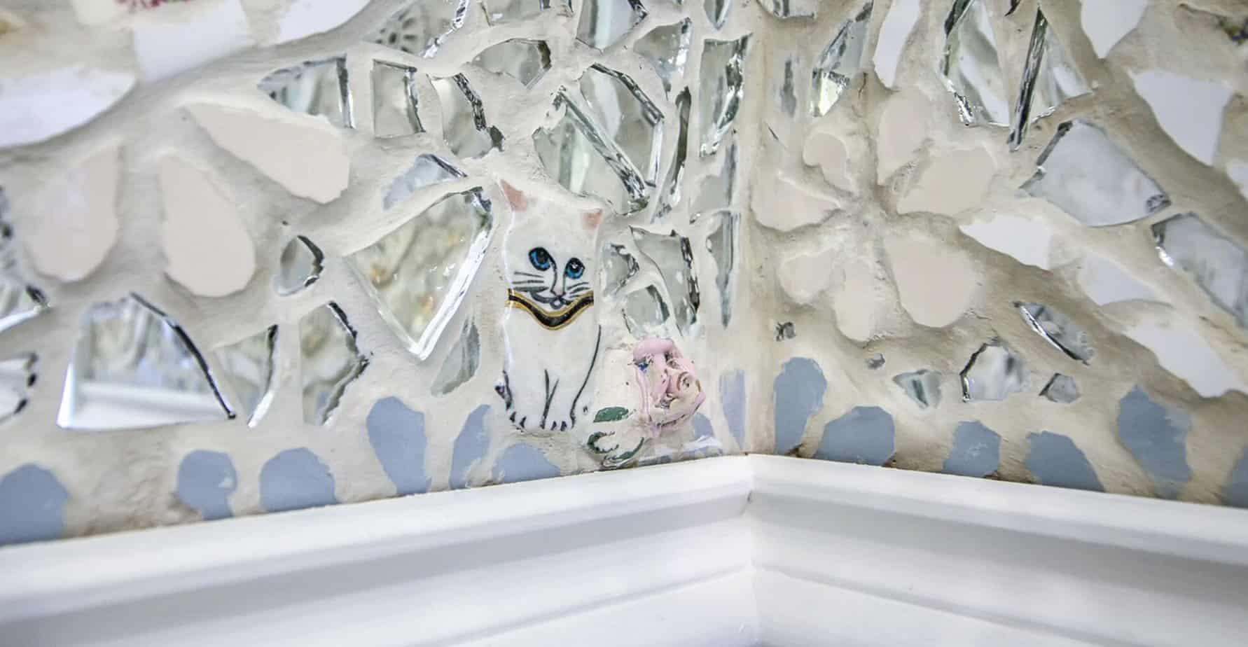meg leslie ceramic mosaic