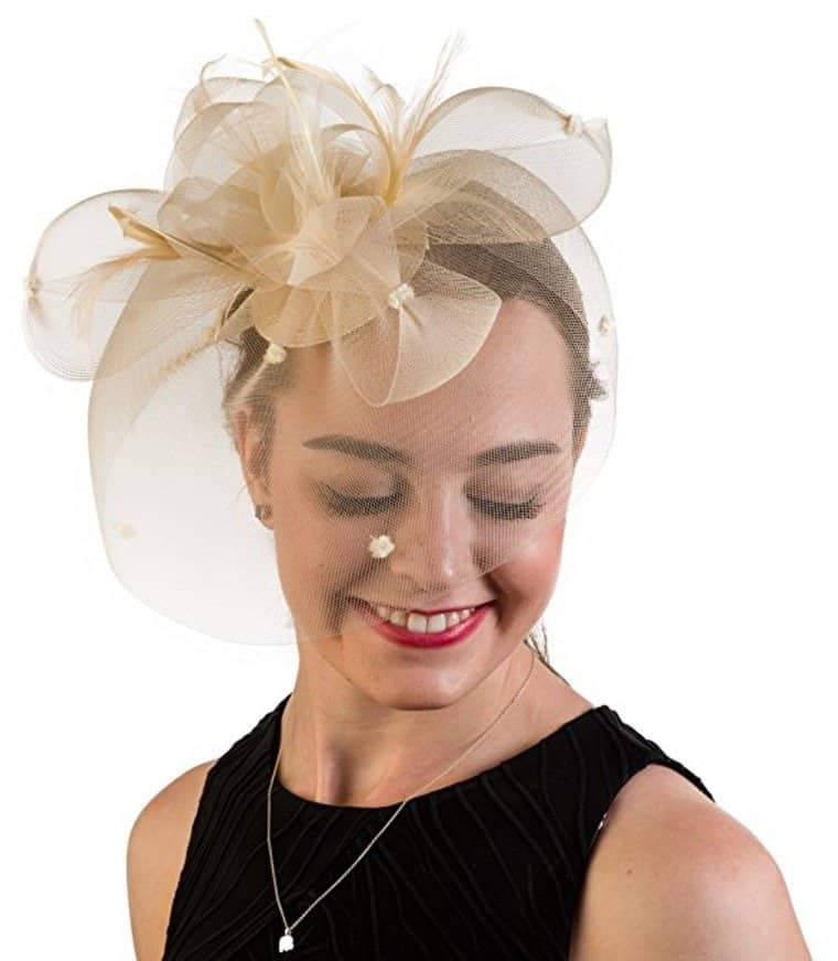 Fascinators Cocktail Hat