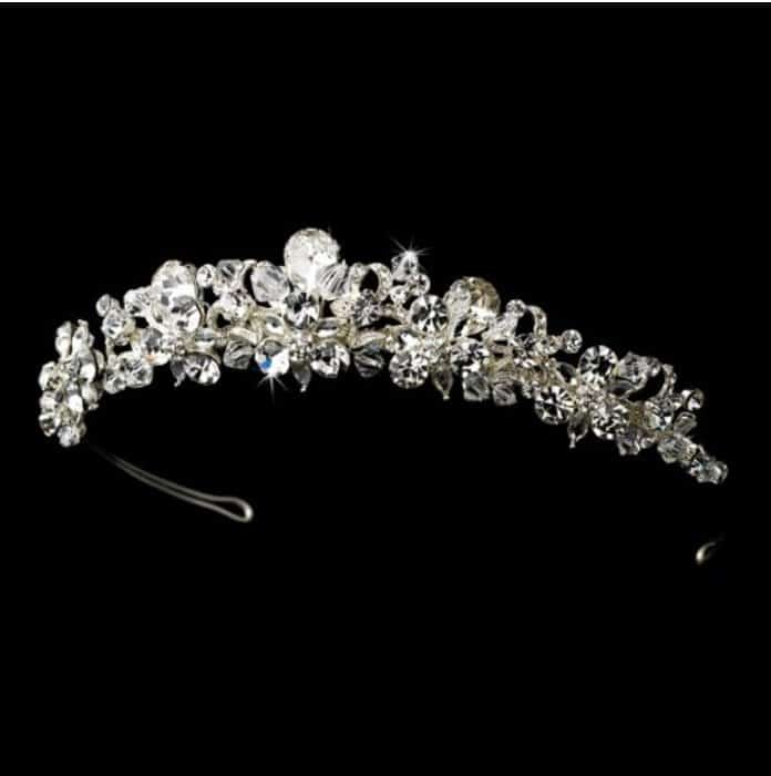 Rosemarie Fabulous Crystal Wedding Bridal Tiara