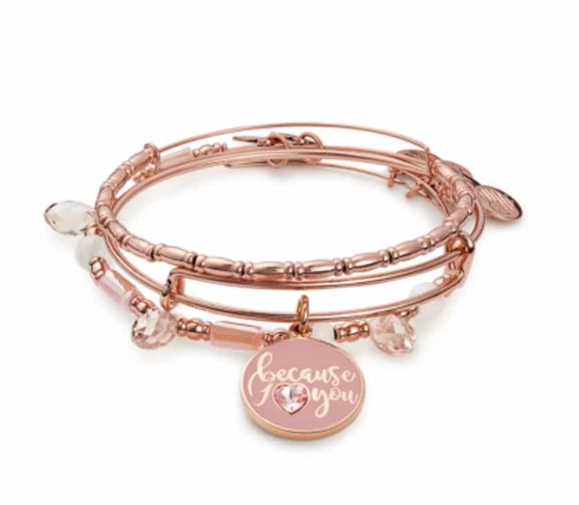 arm bracelet because i love you