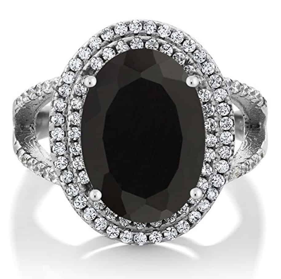 mens black wedding bands black onyx wedding ring Another Picture of mens black wedding bands