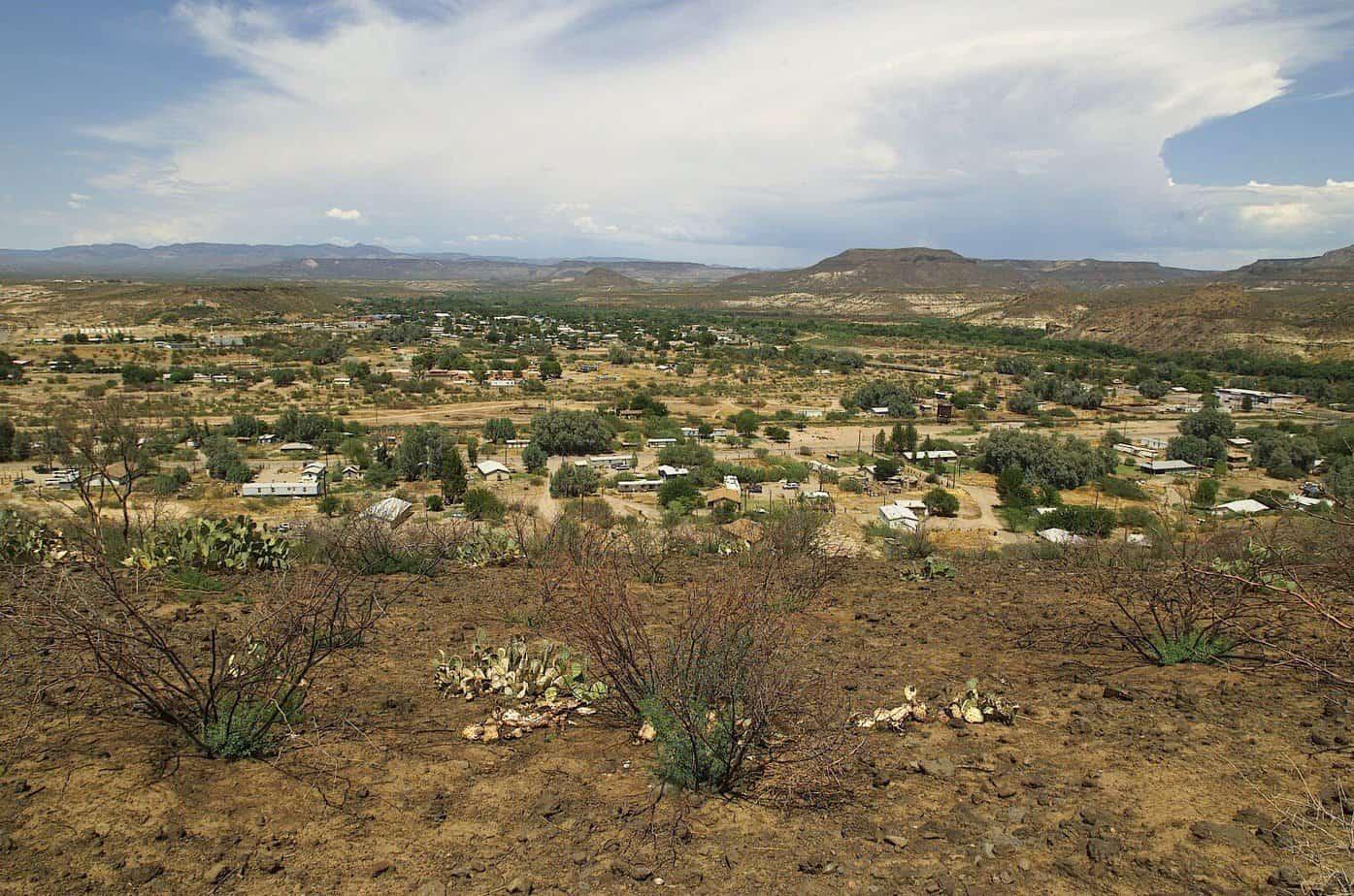 san carlos reservation