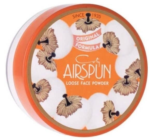 Air spun Setting Powder