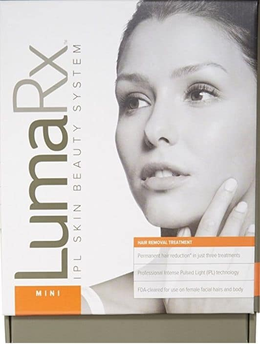 LumaRx IPL Hair Removal Device review
