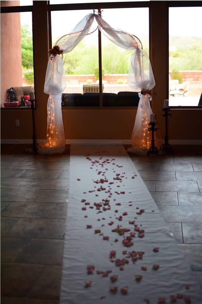 amazing wedding stories lauren and kale