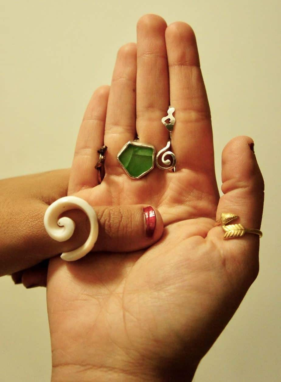 rings of personal significance