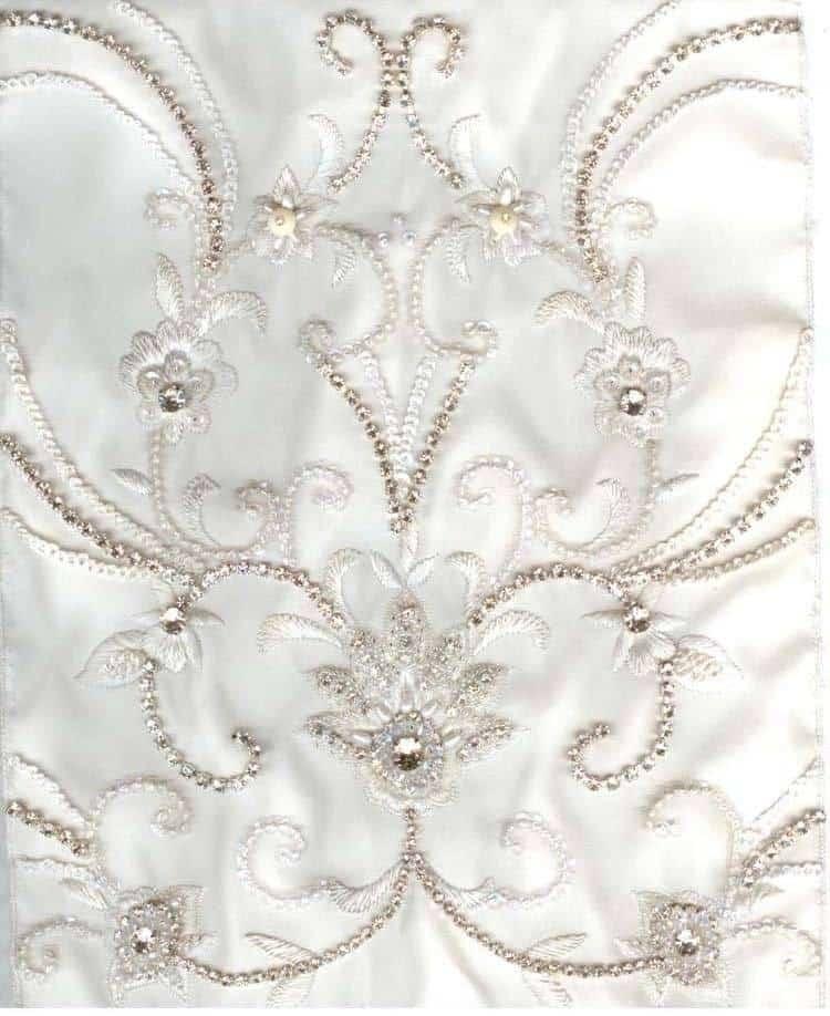 bridal fabric choices