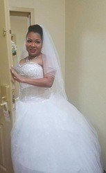 buying wedding gown online