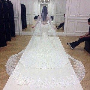 royal length veil