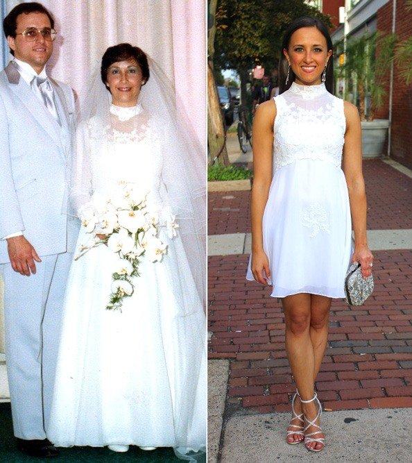 alter wedding dress length