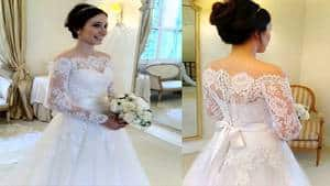 buying wedding dresses at thrift stores