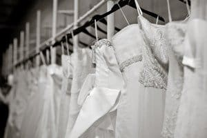 Your Guide to Shopping for a Cheap Wedding Gown