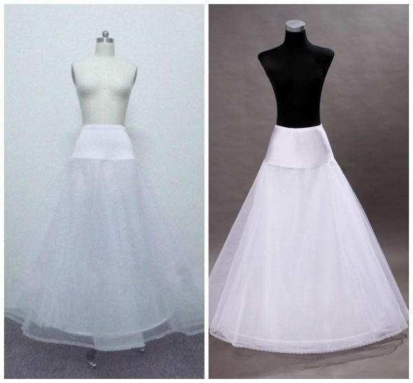 How to choose a petticoat and slip for your wedding dress for Petticoat under wedding dress