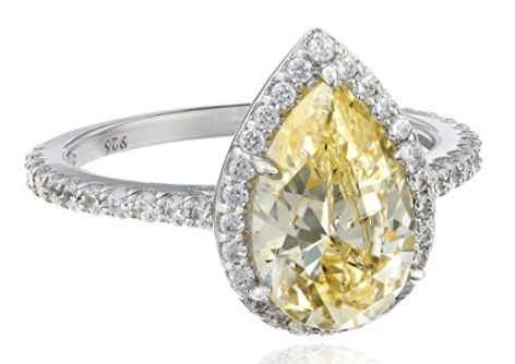 Pear Shaped Rings for Every Occasion