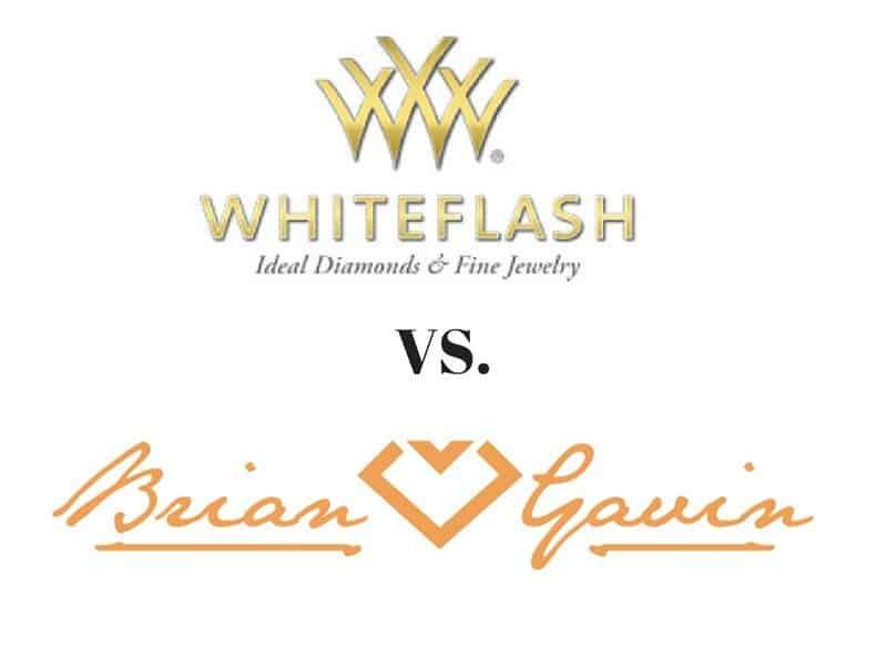 white flash vs brian gavin