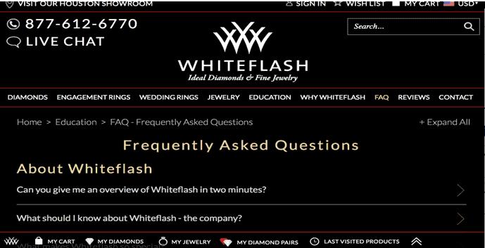 whiteflash