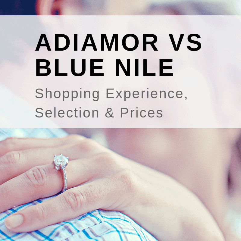70cc358aa1046 Adiamor vs Blue Nile: Shopping Experience, Selection & Prices - Love ...