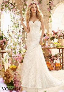 voyage wedding dress