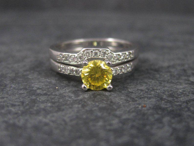 yellow zircon