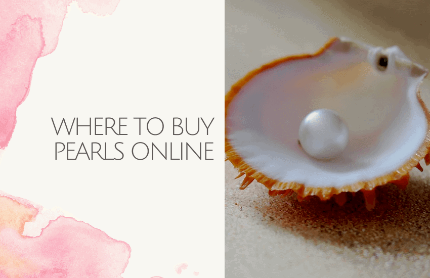 where to buy pearls online
