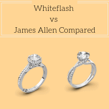 Whiteflash vs James Allen Compared