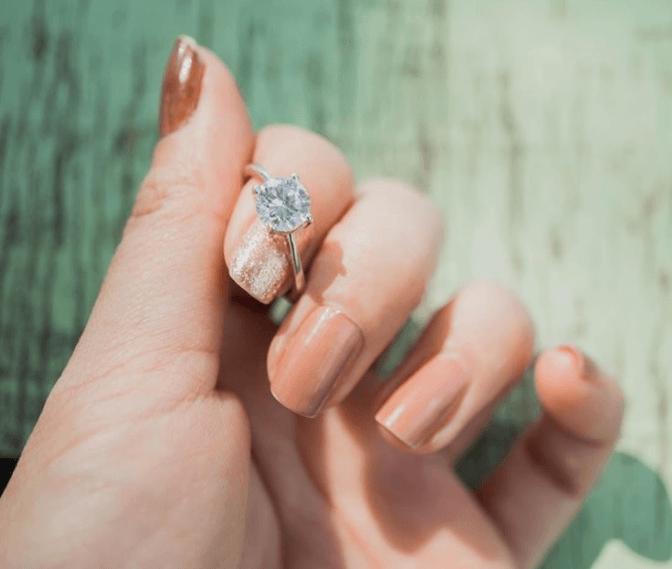 agape ring