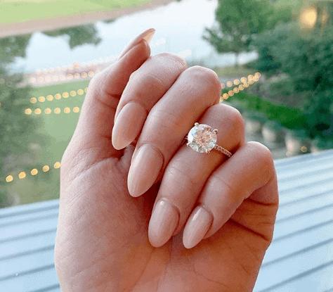 brilliant earth diamond