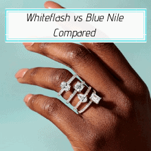 Whiteflash vs Blue Nile Compared