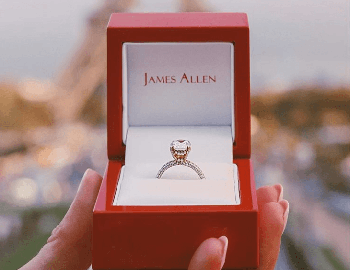 james allen paris