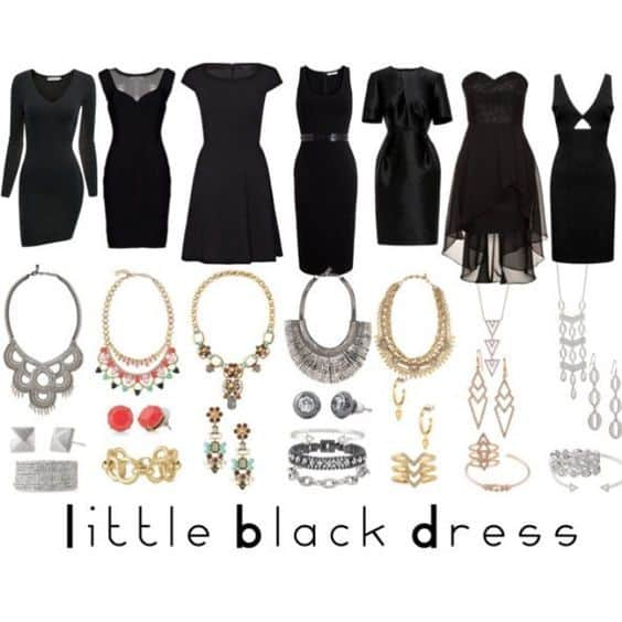 #Ladies, why leave the #littleblackdress hanging in the closet? #Dressitup with #stelladot #accessories! We have anything you could possibly #want to go with any possible little black dress! #stylistjennifer #jbakerham #sd #stelladotjoy #sdjoy #sdstyle #