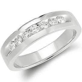 blue nile wedding rings