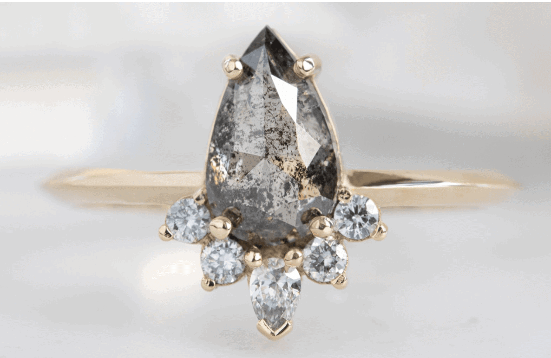 Best Salt and Pepper Diamond Ideas our top picks